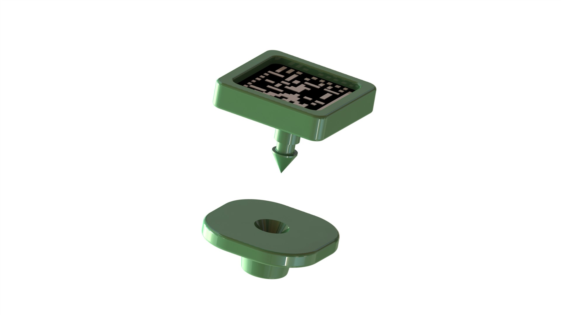 Product Design Swope Solutions Electronic Pendulum Circuit Mf Green